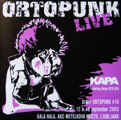 ortopunk live