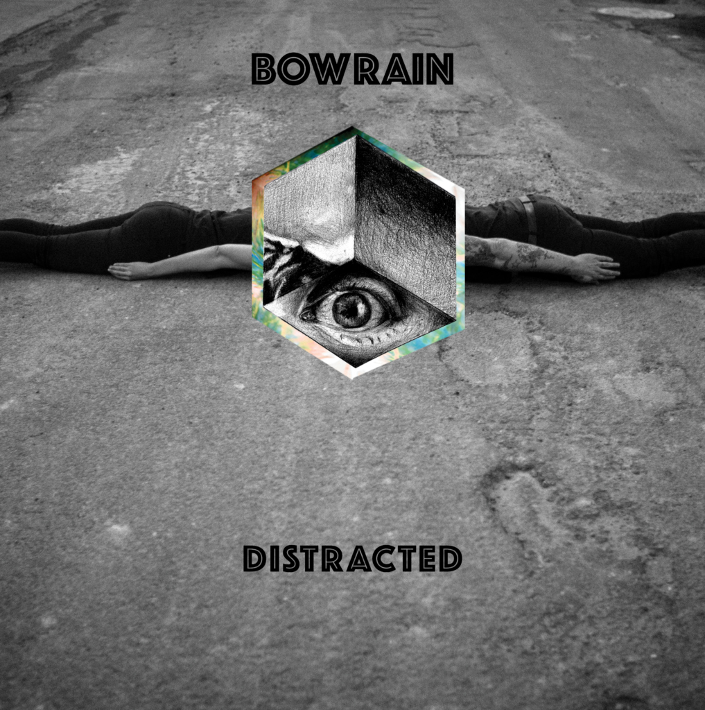 Distracted cover